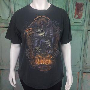 Disney Nightmare Before Christmas T Shirt Sz XXL